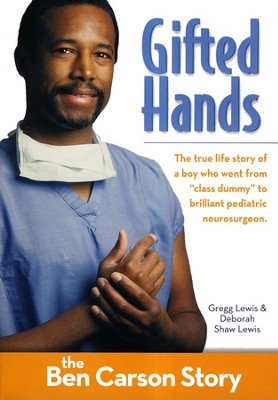 Gifted Hands: The Ben Carson Story--Kids' Edition   - Slightly Imperfect  -     By: Gregg Lewis, Deborah Shaw Lewis