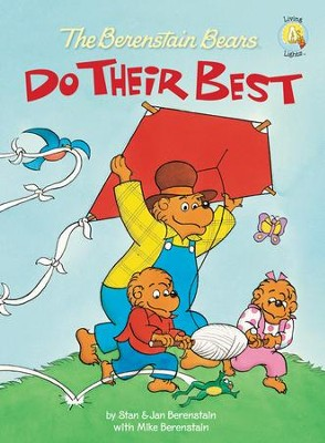 Living Lights: The Berenstain Bears Do Their Best   -     By: Stan Berenstain, Jan Berenstain, Mike Berenstain