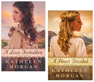 Heart of the Rockies Series, Volumes 1 & 2  -     By: Kathleen Morgan