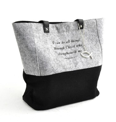 I Can Do All Things Tote  -