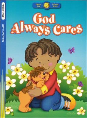 God Always Cares  -     By: Kathryn Marlin (Illustrator)     Illustrated By: Kathryn Marlin