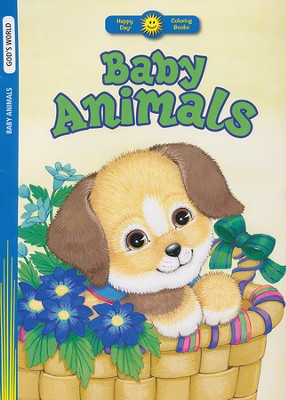 Baby Animals  -     By: Norma Garris (Illustrator)     Illustrated By: Norma Garris