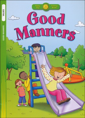 Good Manners  -     By: Robin Boyer (Illustrator) & Jodie McCallum (Illustrator)     Illustrated By: Robin Boyer, Jodie McCallum