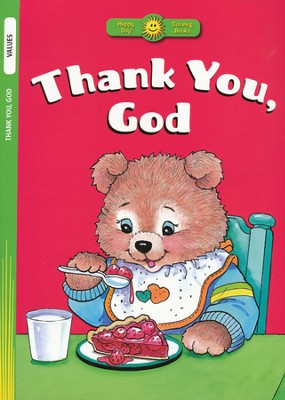 Thank You, God  -     By: Norma Garris (Illustrator)     Illustrated By: Norma Garris