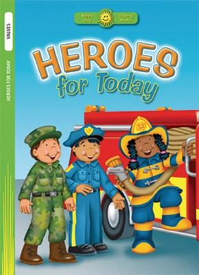Heroes for Today  -     By: Kathryn Marlin (Illustrator)     Illustrated By: Kathryn Marlin