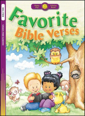 Favorite Bible Verses  -     By: Kathryn Marlin