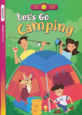 Let's Go Camping - Slightly Imperfect  -