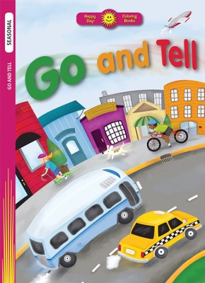 Go and Tell  -     By: Holli Conger (Illustrator)     Illustrated By: Holli Conger