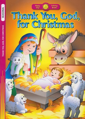 Thank You, God, for Christmas  -     By: Kathryn Marlin (Illustrator)     Illustrated By: Kathryn Marlin