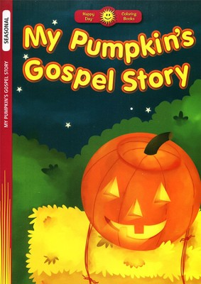 My Pumpkin's Gospel Story Coloring Book  -