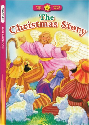 The Christmas Story  -     By: Nancy Munger (Illustrator)     Illustrated By: Nancy Munger
