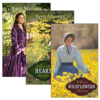 Sisters at Heart, Volumes 1-3  -     By: Ann Shorey