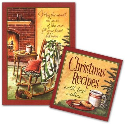 Rocking Chair Cookbook,  Set of 20  -