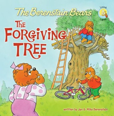 The Berenstain Bears and the Forgiving Tree  - Slightly Imperfect  -     By: Jan Berenstain, Mike Berenstain