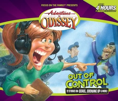 Adventures in Odyssey® 525: Here Today, Gone Tomorrow? Part 3 of 3  [Download] -