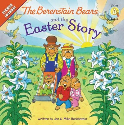 The Berenstain Bears and the Easter Story - Slightly Imperfect  -     By: Jan Berenstain, Mike Berenstain