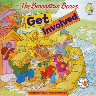 Living Lights: The Berenstain Bears Get Involved  -     By: Jan Berenstain, Mike Berenstain