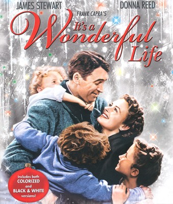 It's A Wonderful Life 2-Disc Collector's Edition, Blu-ray   -