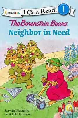 The Berenstain Bears' Neighbor in Need  - Slightly Imperfect  -
