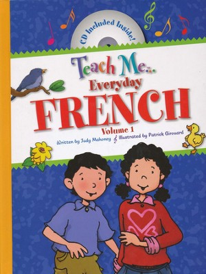 Teach Me Everyday French  -     Edited By: Linda Nelson     By: Judy Mahoney, Patrick Girouard