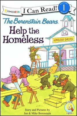 The Berenstain Bears Help the Homeless - eBook  -     By: Jan and Mike Berenstain