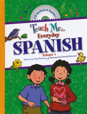 Teach Me Everyday Spanish  -     Edited By: Linda Nelson     By: Judy Mahoney, Patrick Girouard