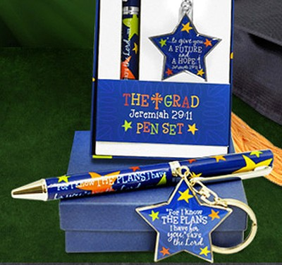 The Grad Pen Set, Boxed  -