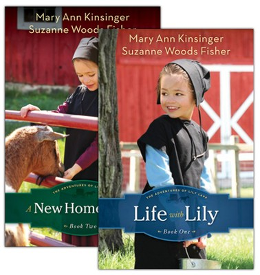 The Adventures of Lily Lapp Series, Volumes 1 and 2  -     By: Mary Ann Kinsinger, Suzanne Woods Fisher