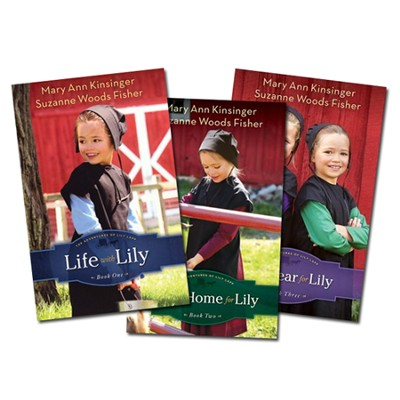 The Adventures of Lily Lapp, Volumes 1-3  -     By: Mary Ann Kinsinger, Suzanne Woods Fisher