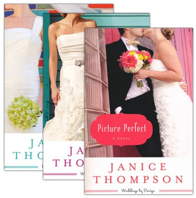 Weddings by Design, Volumes 1-3  -     By: Janice Thompson