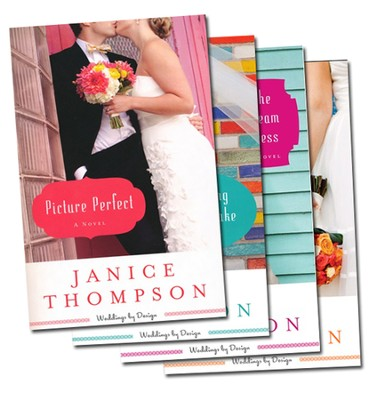 Weddings by Design Series, Vols 1-4   -     By: Janice Thompson