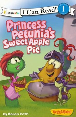 Princess Petunia's Sweet Apple Pie  -
