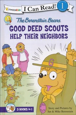 The Berenstain Bears Good Deed Scouts Help Their Neighbors  -     By: Jan Berenstain, Mike Berenstain