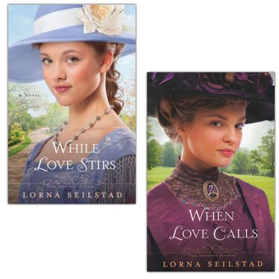Gregory Sisters Series, Vols. 1-2   -     By: Lorna Seilstad