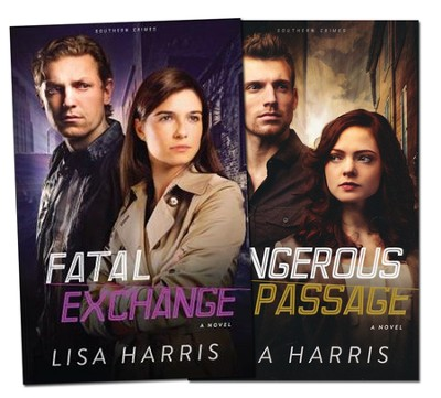 Southern Crimes Series, Volumes 1 & 2  -     By: Lisa Harris