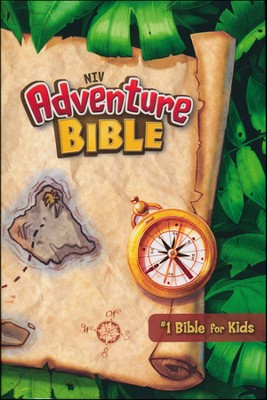 NIV Adventure Bible, hardcover, Case of 16   -