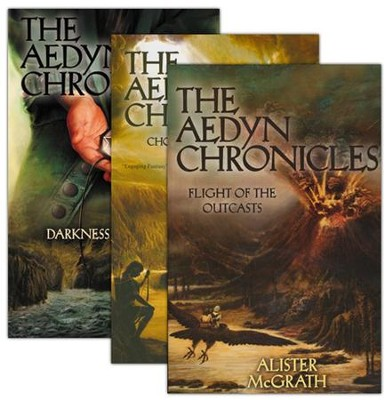 The Aedyn Chronicles Series, Volumes 1-3, Softcovers  -     By: Alister McGrath