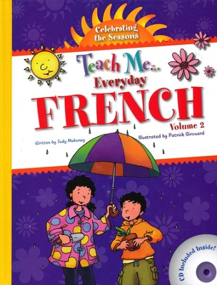 Teach Me Everyday French Volume 2  -