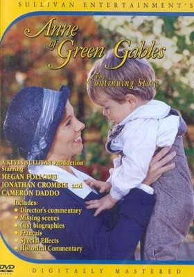 Anne of Green Gables: The Continuing Story, DVD   -