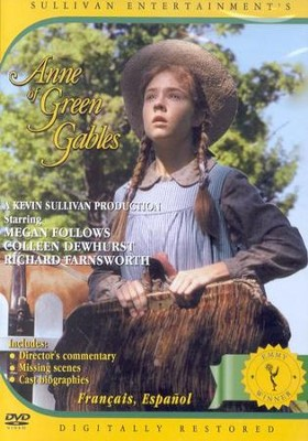 Anne of Green Gables, DVD   -