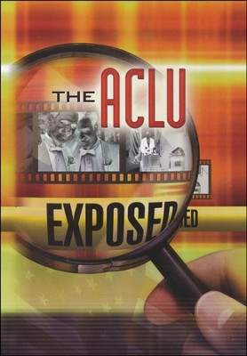 The ACLU Exposed DVD   -
