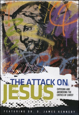 The Attack on Jesus, DVD   -