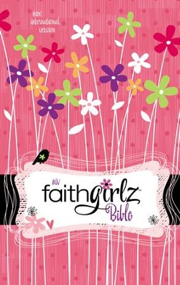 NIV Faithgirlz! Bible, Revised Edition - Slightly Imperfect  -     By: Nancy Rue