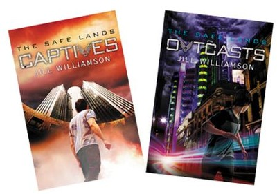 The Safe Lands Series, Volumes 1 & 2  -