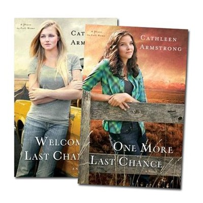 A Place to Call Home Series, Volumes 1 & 2  -     By: Cathleen Armstrong