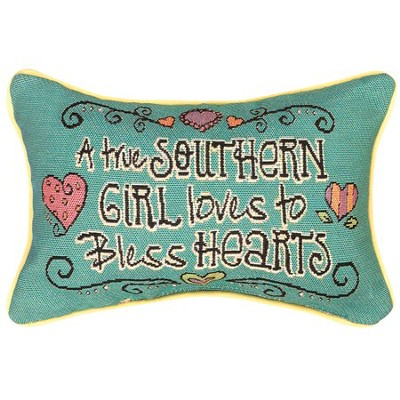 Bless Your Heart Pillow  -