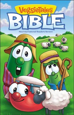 The VeggieTales Bible, NIrV, Hardcover  -