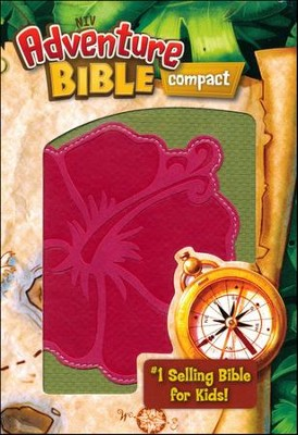 NIV Adventure Bible, Compact,Case of 24   -