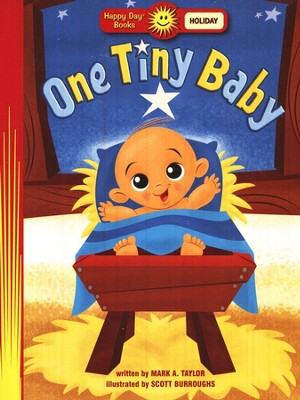 One Tiny Baby  -     By: Mark Taylor