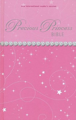 NIrV Precious Princess Bible, Large-Print Edition   -